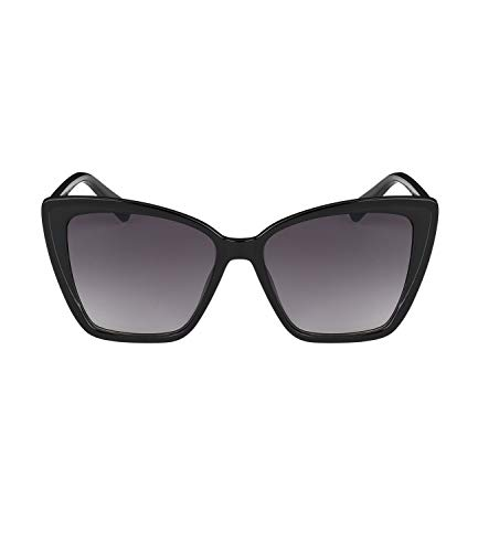 SIX Sonnenbrille mit eckiger Butterfly-Form (326-090)