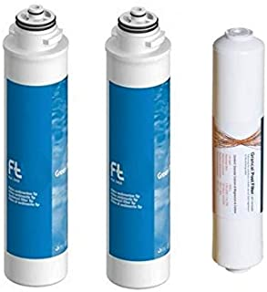 Zero Installation Purifier Countertop Water Filter Replacement Filters Bundle