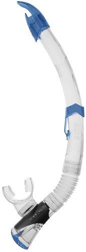 SEAC Unisex Schnorchel FAST TECH, Made in Italy, Blau