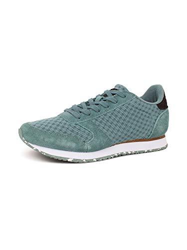 Woden Sneakers Ydun Suede Mesh II 38, 635 North Atlantic