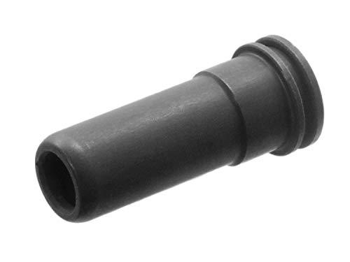 EPeS Airsoft Alu Nozzle mit Doppel O-Ring aus Raumfahrtaluminium EN-AW 7075-T6-21,2mm- [E050-212]