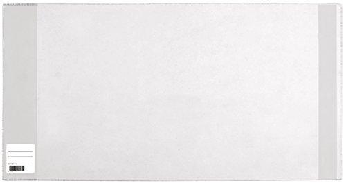 Herma 10 x Buchschoner PP mit Lasche transparent 265 x 540mm