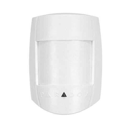 Detector infrarrojo pasivo Dual Atado con Alambre del Sensor de Movimiento de PIR para el Sistema de Alarma casero de la Seguridad del ladrón