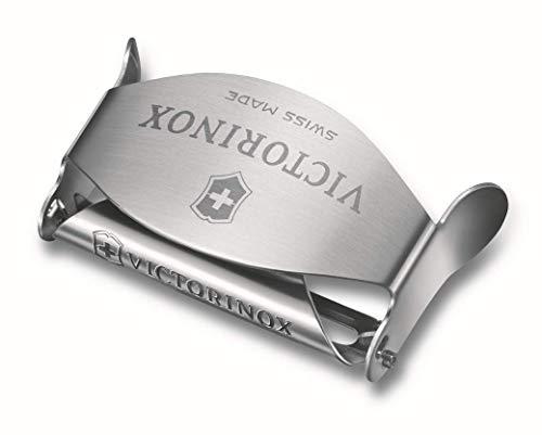 Victorinox V7.6074 Pelapatatas Inox, Grigio