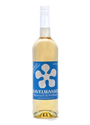 Havelwasser - Birnensaft & Weißwein, 750ml Glasflasche, Bio