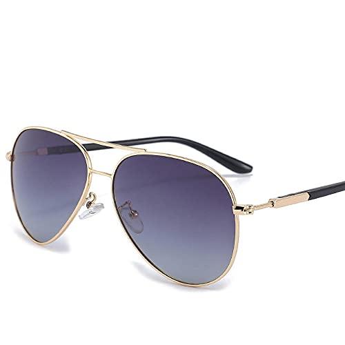 ZHAO Gafas De Sol Polarizadas, Gafas De Sol Polarizadas Retro - Femeninas, Gafas De Sol Polarizadas, Pesca, Vacaciones, Playa, Gafas, Protector Solar