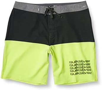 Quiksilver Men s Highline Omni 19 Boardshort Swim Trunk Green Glow 36 product image