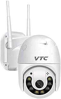 PTZ Camera Outdoor, 3MP, IP Camera, ONVIF Pan/Tilt/ Zoom Camera, IP66 Waterproof