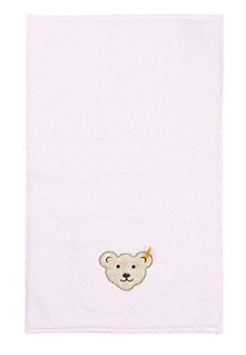 Steiff 0002980 Kleines Handtuch, Rosa