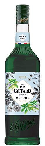 Giffard Pfefferminz (Menthe, Mint) Sirup 1 Liter