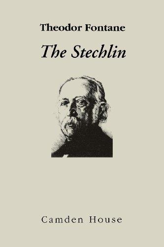 Fontane, T: Stechlin (Studies in German Literature, Linguistics, and Culture)