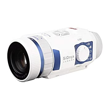 SiOnyx Aurora Sport I Full Color Digital Night Vision Camera  Infrared Night Vision Monocular  I Ultra Low-Light IR Sensor Technology I Water Resistant  IP67  WiFi Enabled & Time Lapse