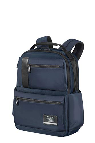 Samsonite Openroad 15.6 Pollici Zaino Porta PC, 44.5 cm, 19.5 L, Blu (Space Blue)