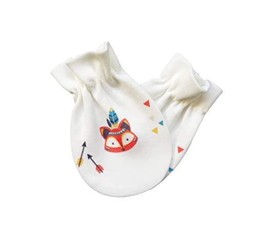For Babies – Guanti antigraffio in cotone...