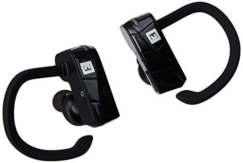 Erato Rio 3 - Auriculares Deportivos inalámbricos Bluetooth con Banda de Memoria, Color Negro