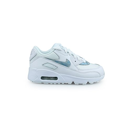 Nike Kinder Air Max 90 Mesh weiß 833420-111