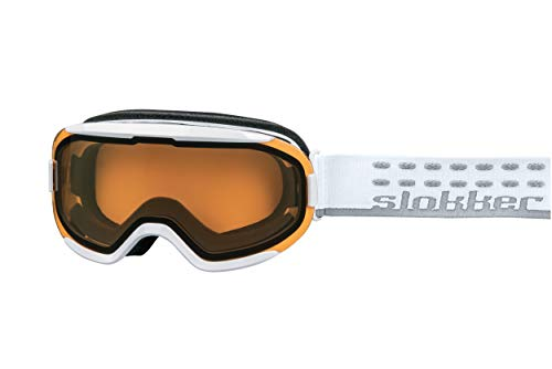 Slokker Skibrille RB (White)