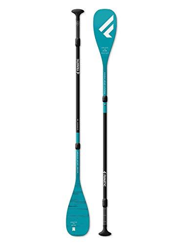 Fanatic Carbon 35 Sup Ajustable de 3 Piezas Stand Up Paddle Boarding Paddle 1310 - para Paquetes - Ancho de la Hoja - 7.25'/ 18.4 cm