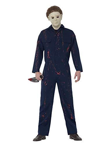 Smiffy's-H2O H2O - Disfraz de michael myers H20 para Halloween, Mens, SM27159/M, M