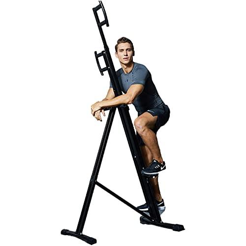 Escalera Plegable Stepper Máquina De Pasos Ajustable Escalador Vertical Ejercicio Equipo De Fitness Para Gimnasio En Casa Sistema De Escalada Cardiovascular, Gimnasio Equipo De Deportes De Ejercicio