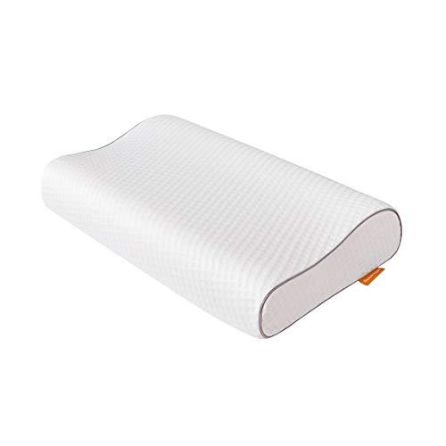 Kopfkissen Memoryschaum Nackenstützkissen Orthopädisch 40x60 Kissen Memory Foam Pillow