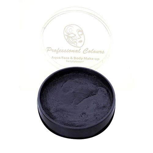 Aqua - Maquillage Black (Noir) Résistant à L'Eau de 10g
