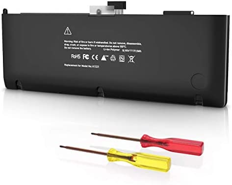 Puredick A1321 A1286 Battery for MacBook Pro Battery 15 inch Mid 2009 Mid 2010 Fit for MacBookPro product image
