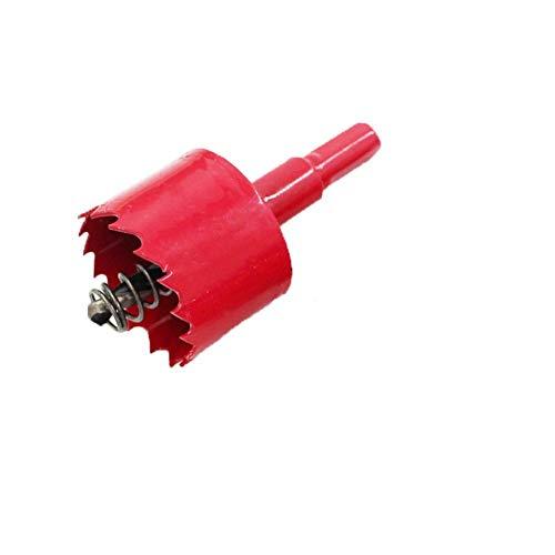 Drill Reamer Drill Bit Hole Cutter Saw Twist Drilling Metal Tool For Carpentry Wood Steel Iron 16-53mm -M25-53mm