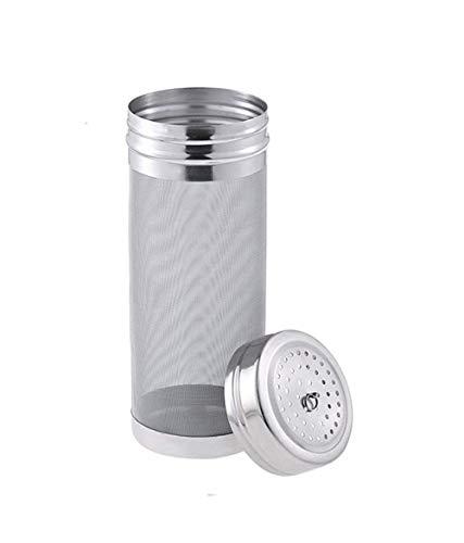 Beer Dry Hopper FilterStainless Steel Hop Strainer Micron Mesh Beer Filter Cartridge 28 x 7 inch