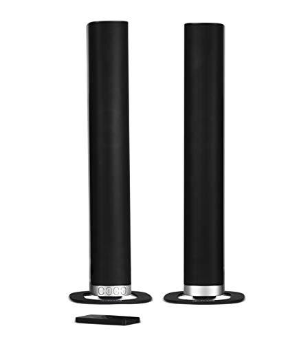SCHNEIDER CONSUMER - Barra De Sonido Sc600Snd, Soundbar 2.0, 30W (15Wx2), Bluetooth, Hdmi (Arc), Aux, Optical, Subwoofer Integrado, Negro