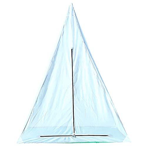 Nuokix Tienda de campaña, Meditación Meditar Mosquitera individuo Ultraligero Mosquitos Adultos al Aire Libre Tienda de campaña portátil Necesidad de Construir, 120x120x150cm