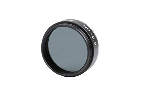 "Celestron 94105 Neutral Density Moon Filter 1.25"", Black"