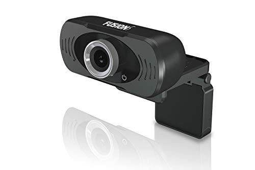 Fusion5 Full HD Webcam with Microphone