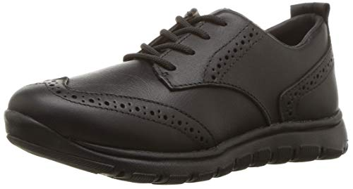 Geox Jungen J Xunday Boy B Sneaker, Schwarz (Black C9999), 33 EU