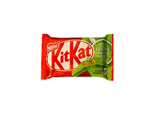 NESTLE Kit Kat Green Tea Chocolate 24x35g - Imported from Canada