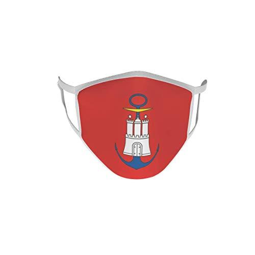 U24 Behelfsmaske Mund-Nasen-Schutz Stoffmaske Maske Hamburg Hafen