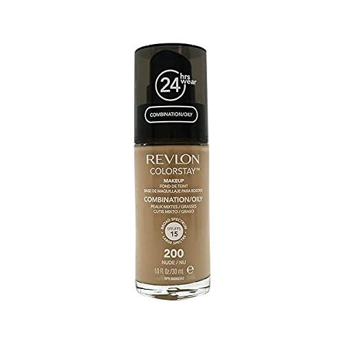 Rv Base Clst Pump Comb/Oily Skin Nude, Revlon