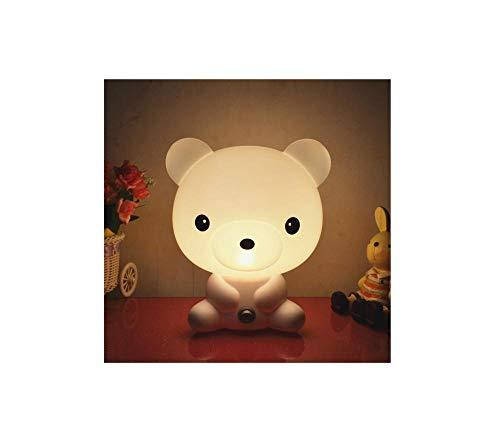Luz de noche, lámpara de noche Hello Kitty, cálida lámpara de mesa@A3