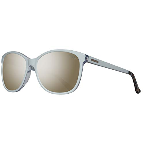 Guess zonnebril Gu7426 21C 58 brilmontuur, wit (wit), 58.0 dames