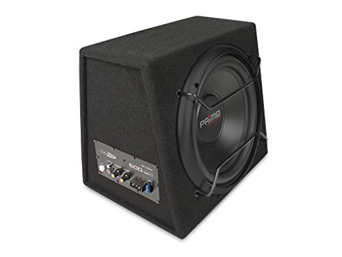 Caliber BC112SA - Active 12 Inch Subwoofer - Built In Amplifier - 600 Watt