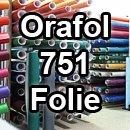 Oracal 751 - Orafol Folie 5m Rolle 118 glänzende Farben, 31,5 cm Folienhöhe schwarz - Küchenschränke, Dekoration, Autobeschriftung, Wandschutzfolie, Möbel, Aufkleber, Küche, Bad