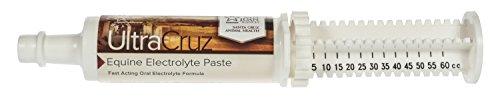 UltraCruz sc-516041 Equine Electrolyte Supplement for Horses, 60 ml, Paste