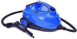 HTDHS Nettoyant à vapeur robuste avec 10 accessoires, cordon extra long, nettoyage sous pression sans produits chimiques p...