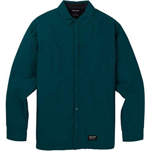 Burton Herren Hemd M Ridge Lined Shirt, Größe:L, Farben:deep Teal