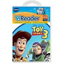 V-Tech V.Reader Interactive E-Reading System Software Cartridge - Toy Story 3