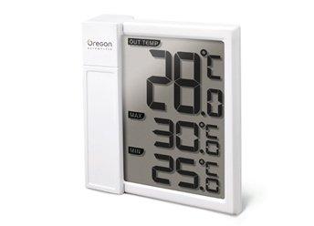 Oregon Scientific - Thermomètre numérique exterieure Fenêtre - THT328