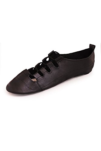 Roch Valley Schuhe für irischen und schottischen Tanz 39 Schwarz