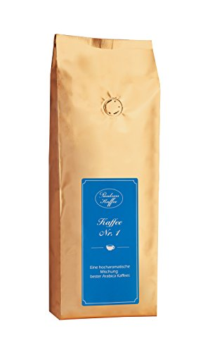 Kaffee Nr. 1 500g (19,90 Euro / kg) Paulsen Kaffee (fein gemahlen)