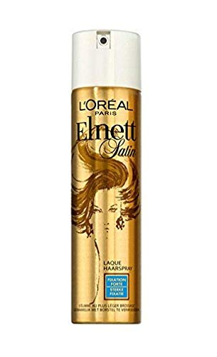 L'Oréal Paris Elnett raso Laca Fijación Fuerte formato de 75ml Styling...