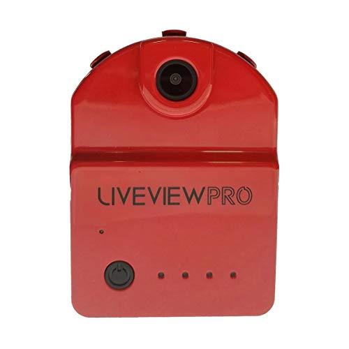 Live View, Fotocamera PRO Unisex-Adult, Rosso, Taglia Unica